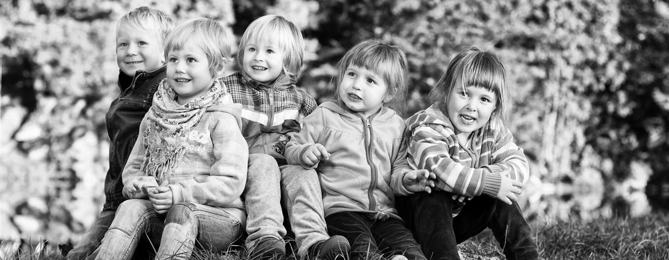 Kindergartenfotografie