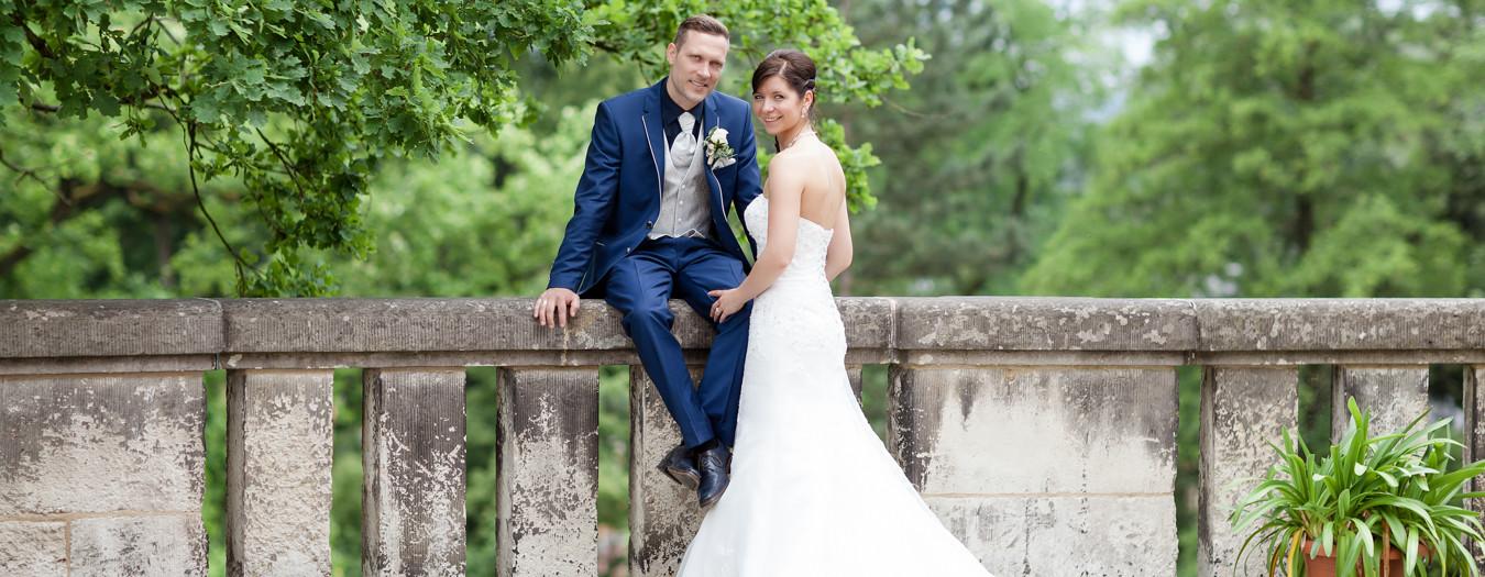 Eine maritime Hochzeit