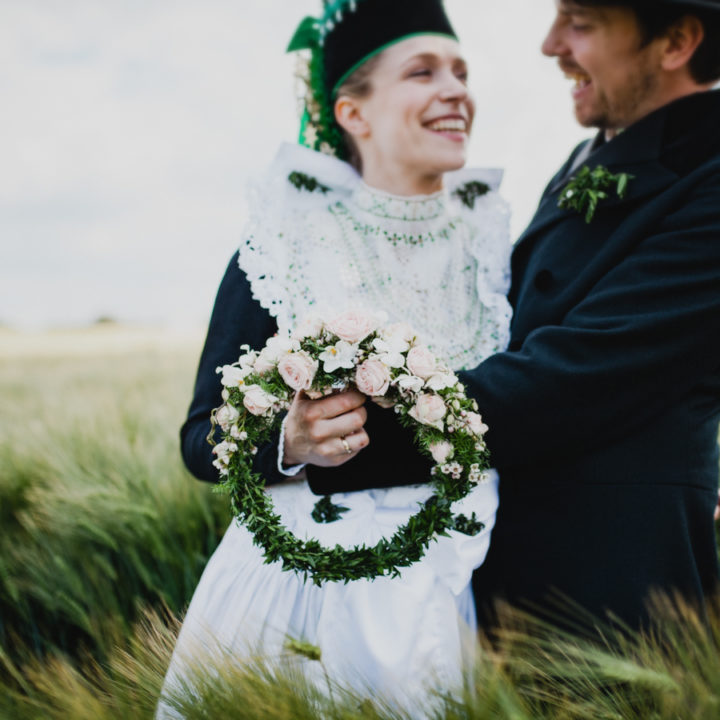 Eine sorbische Hochzeit