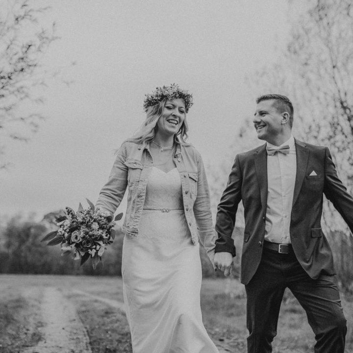 Ein entspanntes After Wedding Shooting mit Sandy und Sven